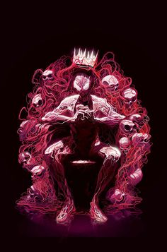 Carnage #7 by Mike Del Mundo *