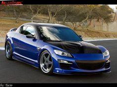 Mazda Rx-8 este quiero para mi. yo c q es algo sencillo pero me lo meresco.....