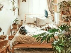what you need to know about tropical living room - sleep .- What you need to know about tropical living room, room - Bohemian Bedroom Decor, Cozy Bedroom, Room Decor Bedroom, Bedroom Ideas, Bohemian Room, Master Bedroom, Bed Room, Modern Bedroom Design, Bedroom Designs