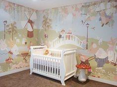Applied Wallpaper   Little Hands