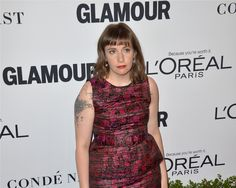 Lena Dunham Talks Anxiety Depression And Mental Health Stigma
