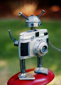 ANSCO Lancer Robot #awesome