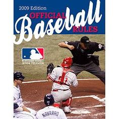 Anybody that plays baseball should know the rules of the game, but the coaches must know all of them. To become a better coach, i would review all the rules and read the whole book.