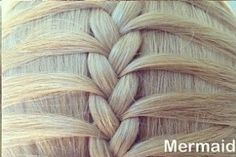 Perfect braid (also for mermaids)