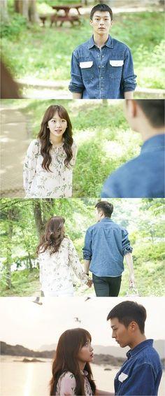 """[Spoiler] """"Come and Hug Me"""" Chang Ki-yong and Jin Ki-joo Go on a Date"""