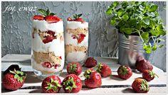 Ewa w kuchni: Deser truskawkowy