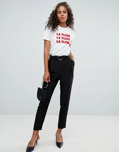 286372fbaf New Look Tall slim leg pants