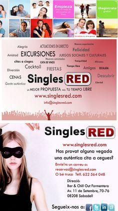 Publicidad de Singles RED