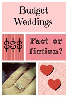 Why are #weddings so expensive? Is it possible to have a budget wedding?- Chronicles of Nothing
