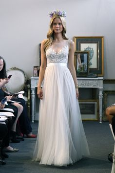 {Fashion Friday} Bridal Fashion Week ~ Trends We love for Plus Size Brides…Part 2