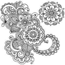 Advanced Coloring Pages for Adults - Bing Images | Mandalas and ...