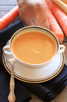 Cream of Roasted Vegetable Soup