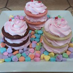 Napoleon  cookie stacks