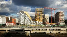 Gallery of Housing in Paris / Hamonic + Masson & Associés + Comte Vollenweider - 15