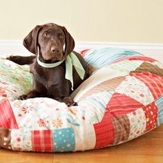 Pet Beds - 12 Simple DIY and Crafts Ideas