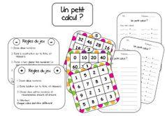 Ateliers mathématiques - Crapouilleries