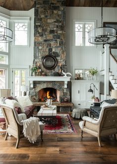 A Rustic, Charming Home with Class