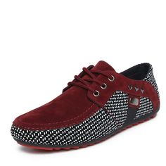 New Fashion British Men's Casual Lace Slip On Loafer Shoes Moccasins Driving Shoes