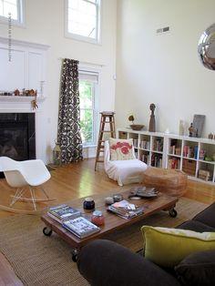 Un lío Happy: The Room / francés por el diseño!