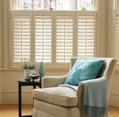 Cafe Style Half Height Indoor Shutters