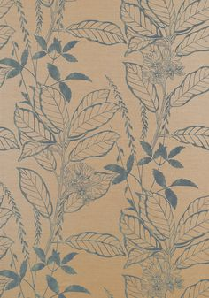 CORDELIA, Metallic Silver, T738, Collection Artisan from Thibaut