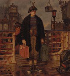 Peter Ferguson, Canadian artist