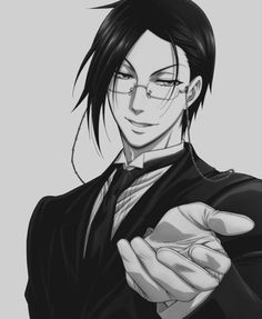 Sebastian Michaelis - Kuroshitsuji,Black Butler