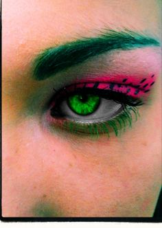 Watermelon Eyes