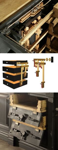 Furniture with Secret Compartments, Part 2: Ready to Make Your Own? Posted by hipstomp / Rain Noe | 13 Nov 2012 | Comments