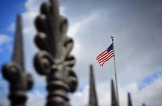Happy Memorial Day! Today we honor and remember those who fought for our freedom.  PC: @leeboggspics  #ChateauLeMoyne #FrenchQuarter #NewOrleans #NOLA #MemorialDay #america #flag #stlouiscathedral #veterans #memorial #remember #neverforget by chateaulemoyne