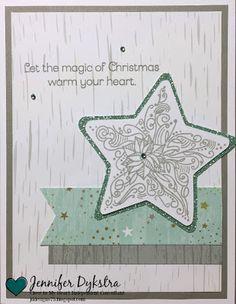 jd designs: Stamp of the Month Blog Hop - Yuletide Joy