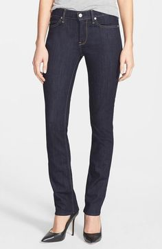 7 For All Mankind 'Modern' Straight Leg Jeans: