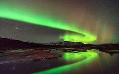 The best northern lights cruises - Telegraph