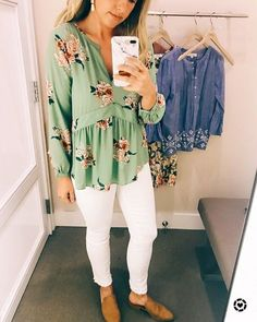 131 impressive spring outfits you will love page 13 Fashion Models, Fashion Outfits, Spring Summer Fashion, Spring Outfits, Summer Teacher Outfits, Spring Style, School Outfits, Looks Hippie, Teacher Wardrobe