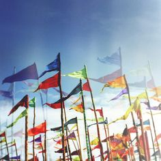 I love flags & banners :)