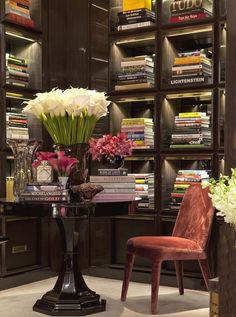 A chic room to read in. Visit www.booksteal.com where all books are $1.99 until 09/30/2015