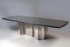 Table Fernand DRESSE, 1980