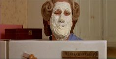 I don't work with de males ... because I use to be one. (Mrs. Doubtfire)