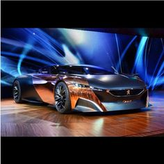 http://chicerman.com  majestix:  Thoughts on the Peugeot Onyx? Photo by ? Tag a friend!  #majestic_cars #peugeot #onyx #carporn #concept  #cars