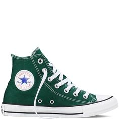 3c0b801042b762 Converse - Chuck Taylor Fresh Colors - Gloom Green - Hi Top Converse  Outlet