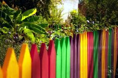 Another highlight in the garden - Creative Design Ideas fence -  The classic one, or exceptionally geschmieden garden fence is a really interesting garden decoration and well made and absolute eye-c...