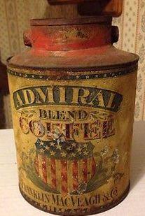 Admiral Blend Coffee