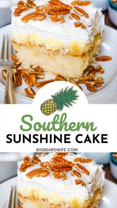 Delicious Cake Recipes, Cake Mix Recipes, Yummy Cakes, Baking Recipes, Yummy Food, Yum Yum Cake Recipe, Easy Homemade Cake Recipes, Homeade Cake, Crazy Cake Recipes