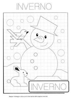 Drawing For Kids, Art For Kids, School Border, Isometric Drawing, Graph Paper Art, Preschool Worksheets, Elements Of Art, Pre School, Blackwork
