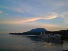 Balohan Port, Sabang Indonesia