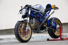 Ducati RAD02 Imola by Spain Radical Ducati