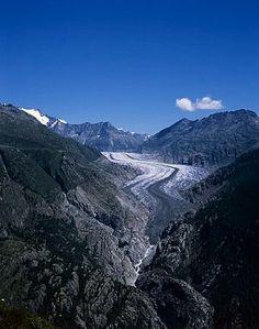 Aletsch Berner Oberland