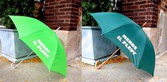 Merde Il Pleut Umbrellas by RedWalrusShoppe on Etsy