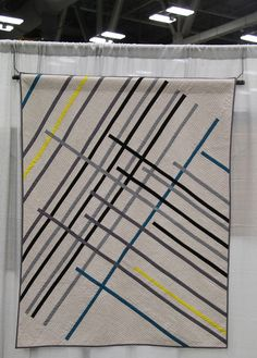 Handmade by Alissa | Modern Quilting this lady makes beautiful quilts