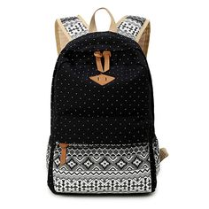 Cheap backpack bag, Buy Quality bags for teenagers directly from China bags for teenage girls Suppliers: Canvas Printing Backpack Women School Backpacks Bag for Teenage Girls Vintage Laptop Rucksack Bagpack Female Schoolbag Mochila Backpack For Teens, Backpack Bags, Fashion Backpack, Black Backpack, Travel Backpack, Ladies Backpack, Backpack Cooler, Retro Backpack, Backpack Camping